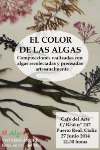 cartel cafe del arte 2014